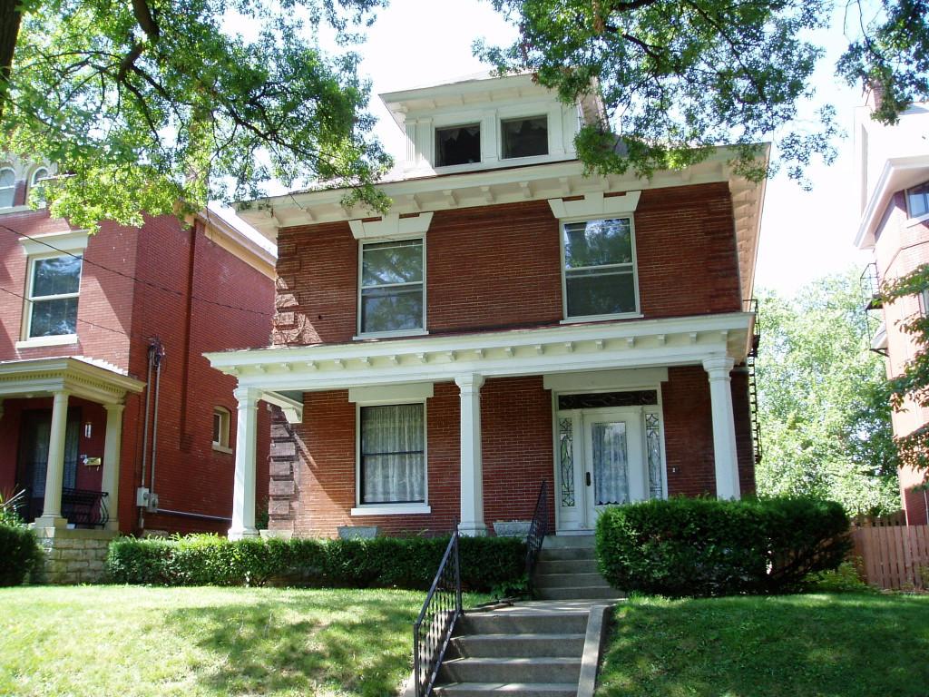 1272 Cherokee, Highlands | Louisville, Kentucky. Derby Home Rental.