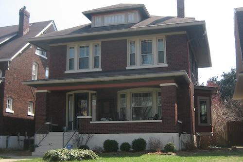 Louisville, Kentucky. Derby Home Rentals. 1858 Alfresco