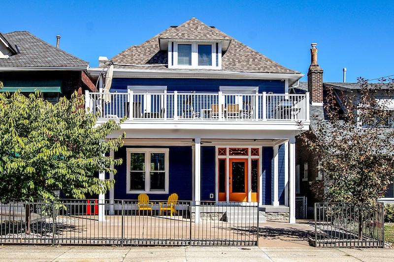 1811 Bardstown, Highlands | Louisville, Kentucky. Derby Home Rental.